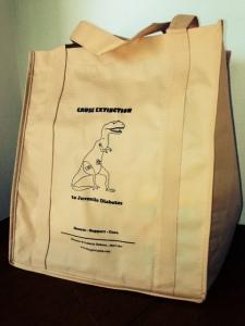 actual bag